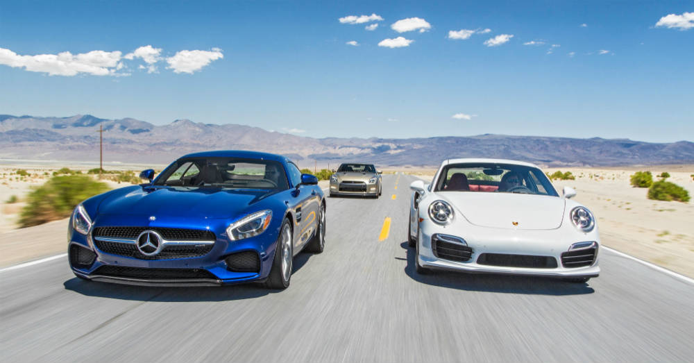 Luxury and Speed - Comparing Porsche Vs Mercedes