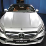 Mercedes Pushing Technology and Regulations Forward