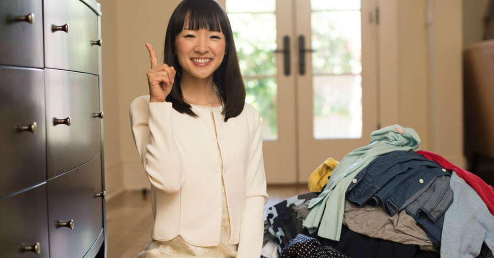 The Benefits Of The Marie Kondo Effect On Your Local Goodwill Store