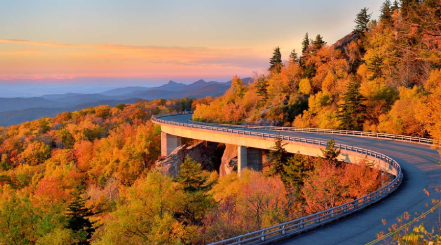 Best Places for Fall Colors in North Carolina