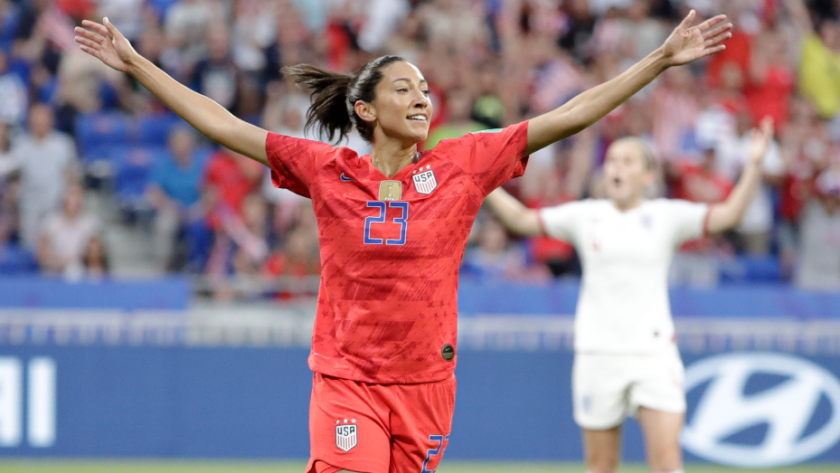 Why Christen Press Should be Starting for the USWNT