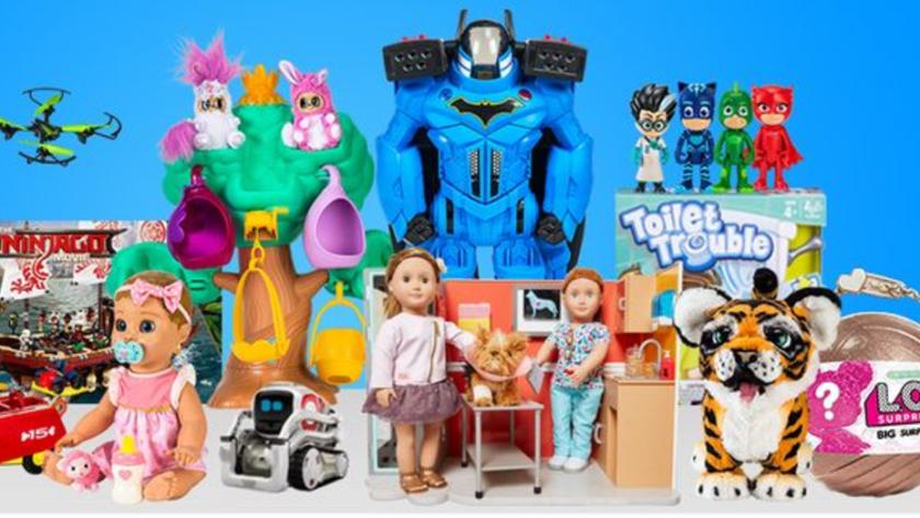 Top Ten Toys for the 2017 Holiday Season