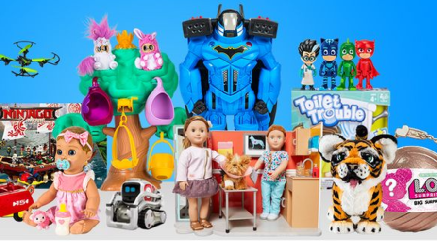 Top Ten Toys for the 2017 Holiday Season