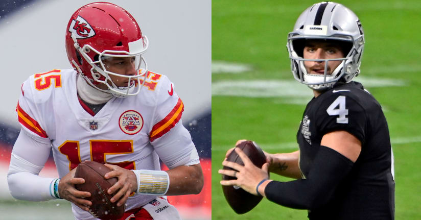 The Rematch –Chiefs Vs. Raiders, an NFL Showdown