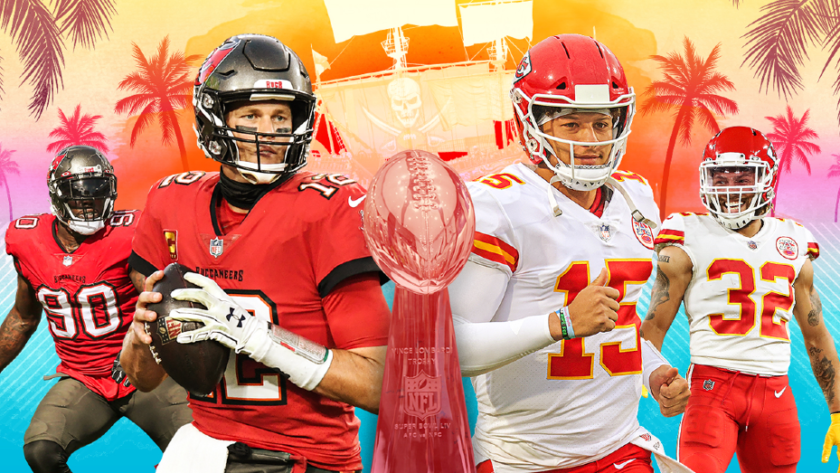 The Super Bowl Matchup is Set for the NFL