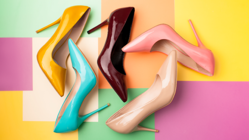 Trending Shoes for the Spring and Summer