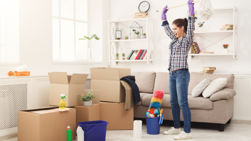 Spring Cleaning Can Mean Making Some Extra Cash