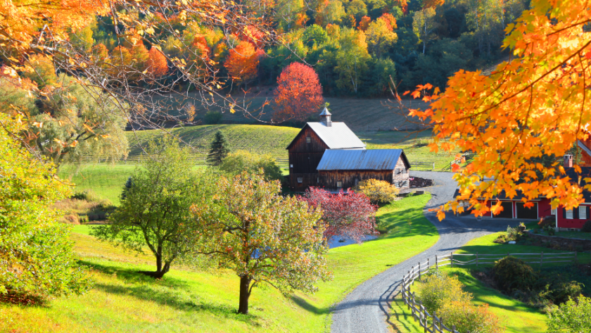 Its Time to Experience the Beauty of Vermont