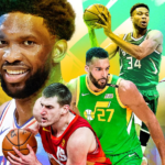 Some of the First Round NBA Playoffs Results are In