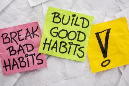 Best Ways to Break Bad Habits